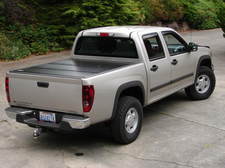 Bakflip G2 Chevrolet / GMC Colorado / Canyon Crew Cab 2004-2013