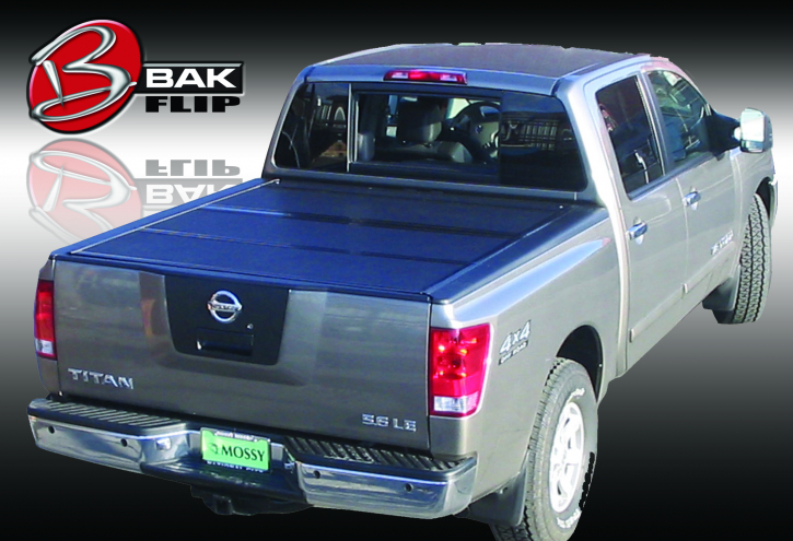 Bakflip G2 Nissan Titan King Cab Short Bed
