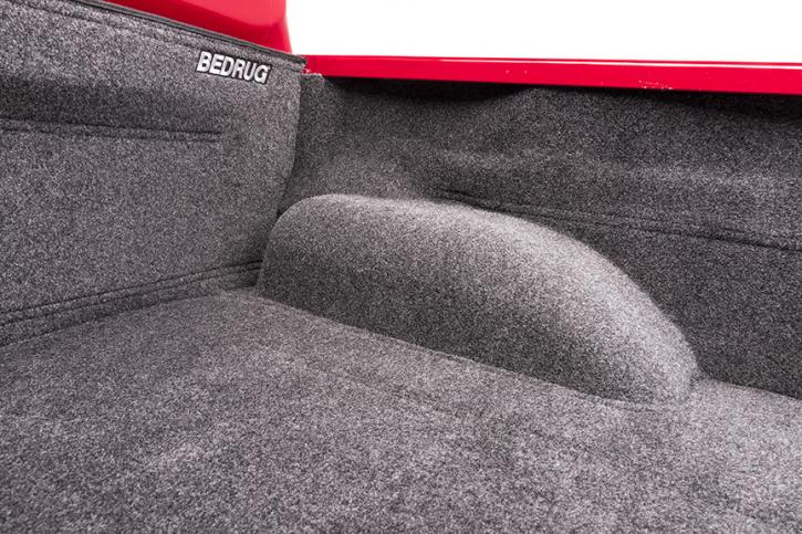 Bedrug Laderaumverkleidung VW Amarok Doppelkabine