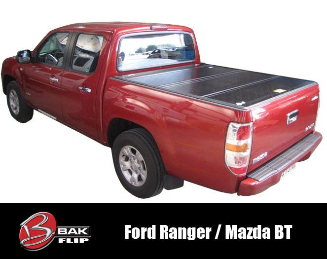 Bakflip G2 Mazda BT50 DC 2005-2011