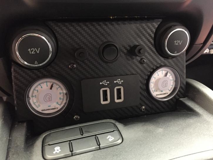 Auflastung zGG + HA Komplettset Ford Ranger ab 2012 Extra Cab