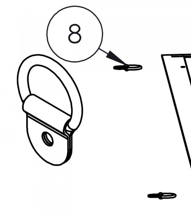 D-Ring für Bakflip