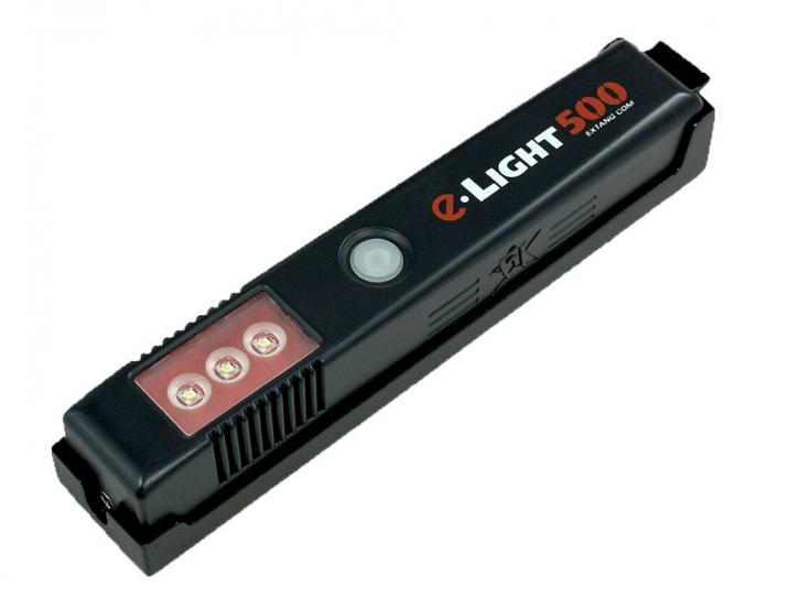 E-Light500 - Aufladbares LED Lichtssystem für die Ladefläche
