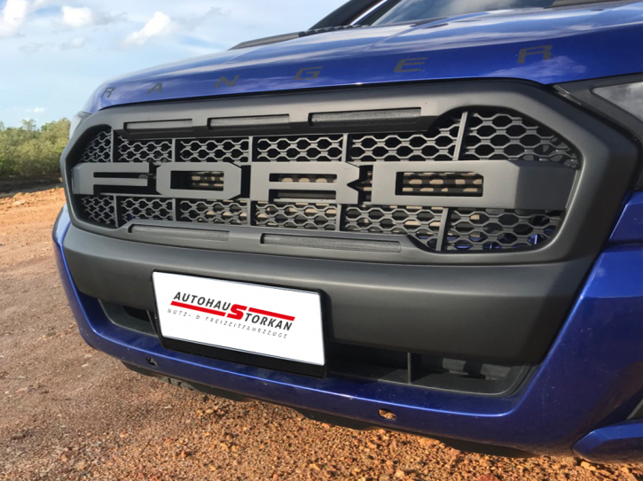 Ford Ranger Raptor Grill - 2019 Look - ab MJ 2016