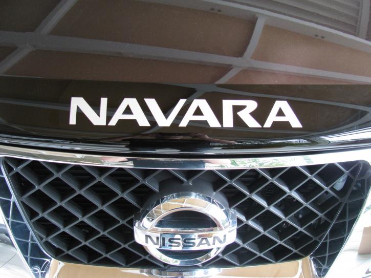 Frontschutz Nissan Navara D40