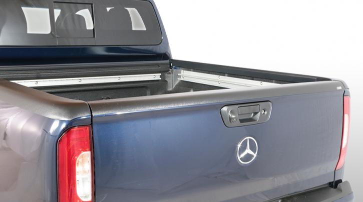 Heckklappenschutz Mercedes X-Klasse