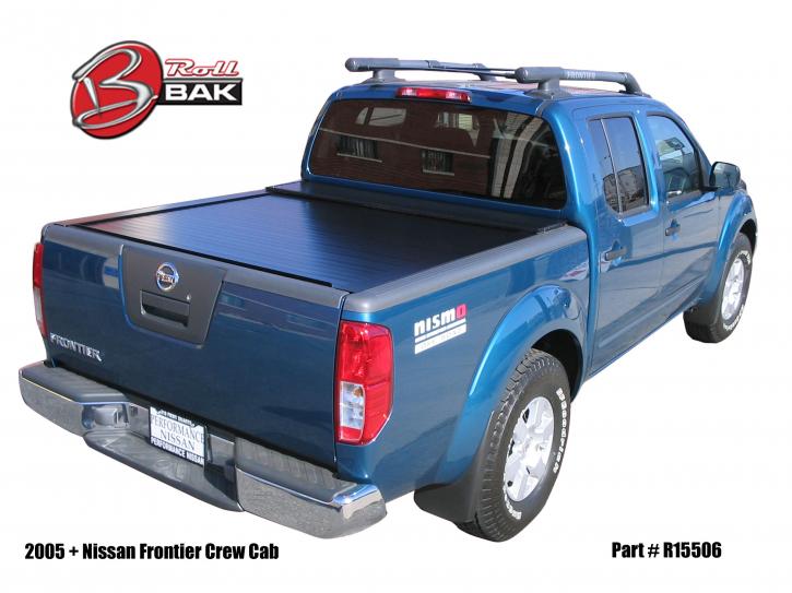 RollBak G2 GMC Canyon Crew Cab 2004-2013