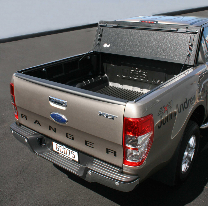 Bakflip MX4 Laderaumabdeckung Ford Ranger Extra Cab 2012 448323