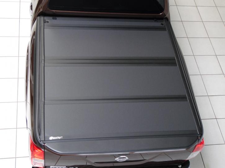 Bakflip MX4 Laderaumabdeckung Nissan Navara NP300 D23 Double Cab ab 2016
