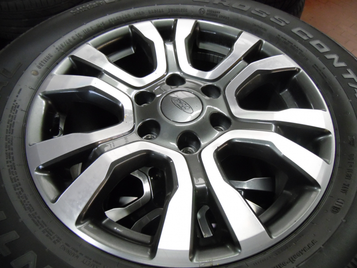 "Ford Felge  7Jx18""  original Ford Ranger Wildtrak"