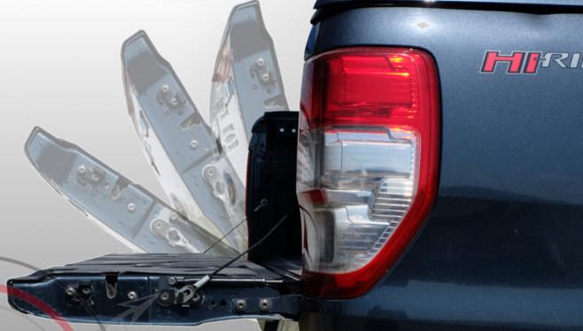 Prolift Heckklappenlift Ford Ranger ab 2012