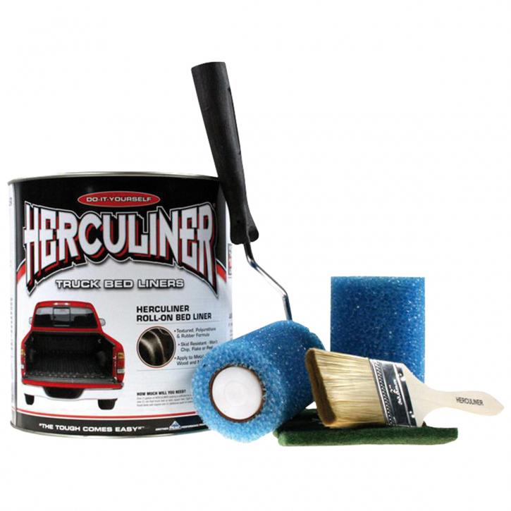 Herculiner Kit grau 7m² mit UV Schutz
