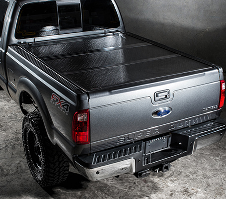 Undercover Flex Ford Ranger T6 Double Cab ab 2012