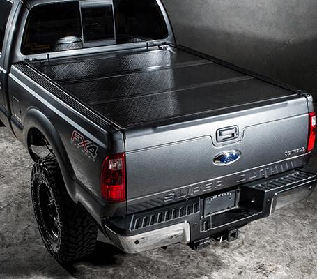 Undercover Flex für VW Amarok Doppelkabine