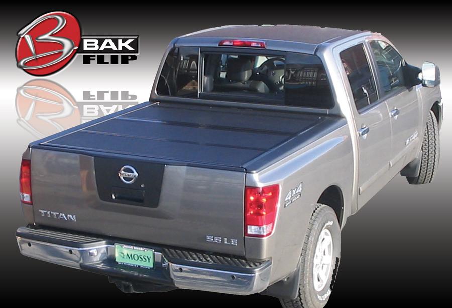 Delightful Bakflip G2 Nissan Titan King Cab Short Bed ...