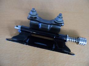 Heckklappenbolzen incl. vorbereiteten Scharnieren Nissan NP300 Navara D23 - Schnellverschluss