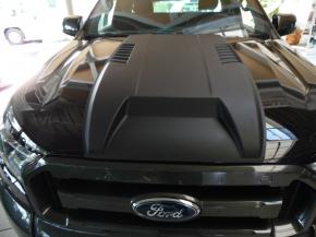 Motorhaubenhutze Ford Ranger 2016 ->