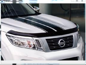 Frontschutz Nissan NP300 Navara D23 -> ab 2016
